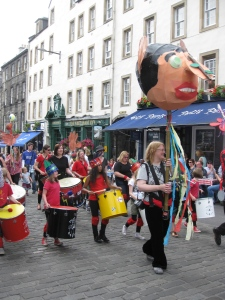 Carnival in Edinburgh?