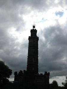 Nelson's Monument, Calton Hill